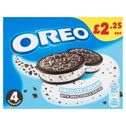 Oreo Ice Cream Sandwich 4x55ml