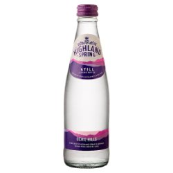 Highland Spring Still Spring Water 330ml