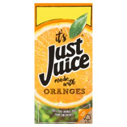 Just Juice Orange 1 Litre