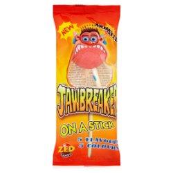 Zed Candy Monster Jawbreaker on a Stick 60g