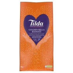 Tilda Golden Sella Basmati Rice 10kg