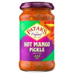 Patak's The Original Hot Mango Pickle 283g