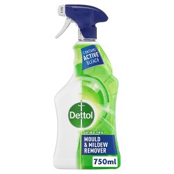 Dettol Antibacterial Mould & Mildew Remover, 750 ml