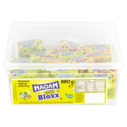 MAOAM Sour Bloxx 880g