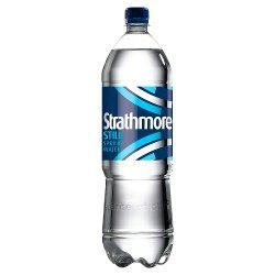 Strathmore Still Spring Water 1.5L Bottle, PMP £1.99