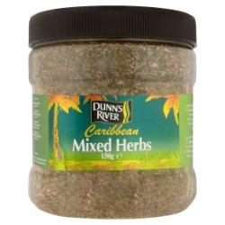 Dunn's River Caribbean Mixed Herbs 150g