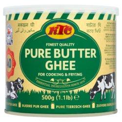 KTC Finest Quality Pure Butter Ghee 500g