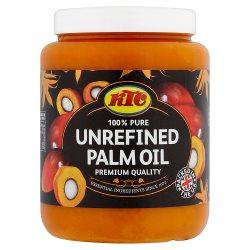 KTC 100% Pure Unrefined Palm Oil 500ml