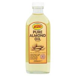 KTC Pure Almond Oil 200ml