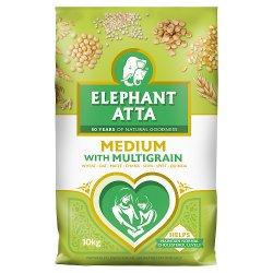 Elephant Atta Medium with Multigrain 10kg