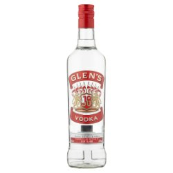 Glen's Vodka PMP £12.69 70cl