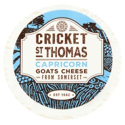 Cricket St Thomas Capricorn Goats Cheese 100g