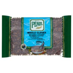 White Pearl Whole Cloves 200g