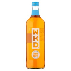 WKD Iron Brew 700ml PMP