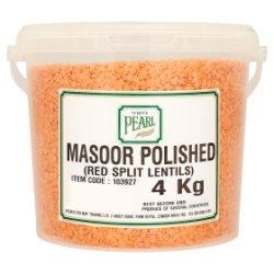 White Pearl Masoor Polished 4kg