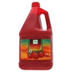 White Pearl Tomato Ketchup 4.5kg