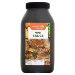 Essentially Catering Mint Sauce 2.27L