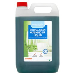 Essentially Cleaning Original Green Washing Up Liquid 5L