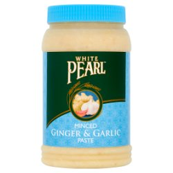 White Pearl Minced Ginger & Garlic Paste 1kg