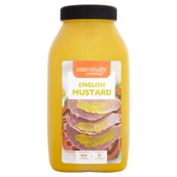 Essentially Catering English Mustard 2.27L