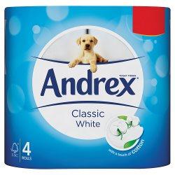 Andrex GBP1.99 White