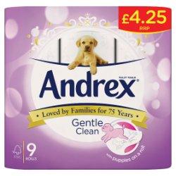 Andrex Gentleclean £4.25