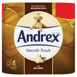 Andrex Smooth Touch PM £2.25