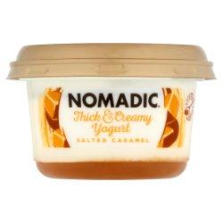 Nomadic Salted Caramel Lovely Live Yogurt 160g