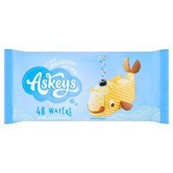 Askeys 48 Wafers with Sweetener
