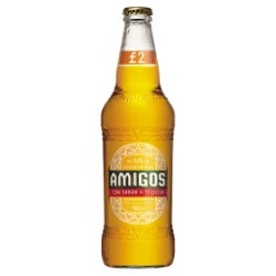 Amigos Tequila Flavoured Beer 50cl