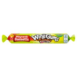 Maynards Bassetts Sours Sweets Roll 52g