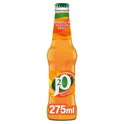 J2O Fruit Blend Orange & Passion Fruit 275ml