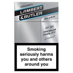 Lambert & Butler Kingsize