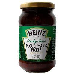 Heinz Chunky Classic Ploughman's Pickle 280g