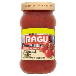 Ragu Original Chunky Bolognese Sauce 375g