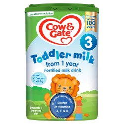 Cow & Gate 3 Growing Up Milk Formula 800g