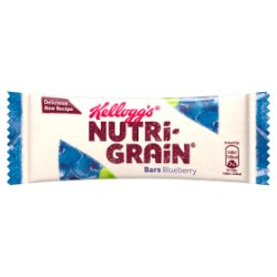 Kellogg's Nutri-Grain Bars Blueberry 37g