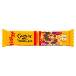 Kellogg's Crunchy Nut Cranberries & Nuts Granola Cereal Bar 45g