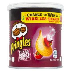 Pringles Texas BBQ Sauce 40g