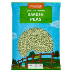 Essentially Catering Garden Peas 2.5kg