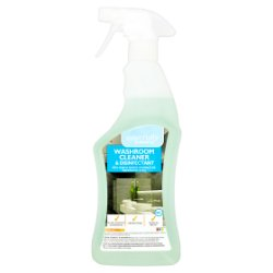 Essentially Cleaning Washroom Cleaner & Disinfectant W1 750ml