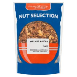Essentially Catering Nut Selection Walnut Pieces 1kg