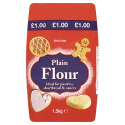Best-One Plain Flour 1.5kg