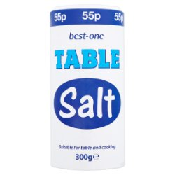 Best-One Table Salt 300g