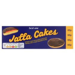 Best-One Jaffa Cakes 135g