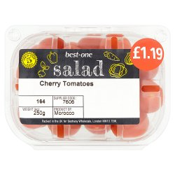 Best-One Salad Cherry Tomatoes 250g