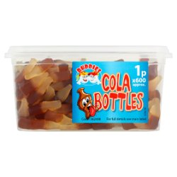 Buddies Cola Bottles Cola Flavour Sweets