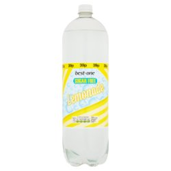 Best-One Sugar Free Lemonade 2 Litre
