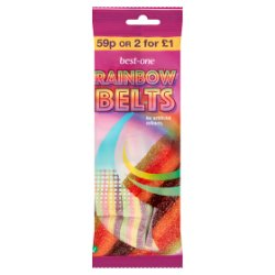 Best-One Rainbow Belts 80g