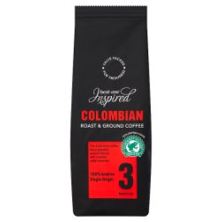 Best-One Inspired Colombian Roast & Ground Coffee 227g